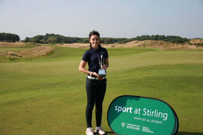 Shannon Shines in Stirling