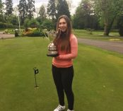 Gemma Allman Wins Middlesex Ladies County Championship