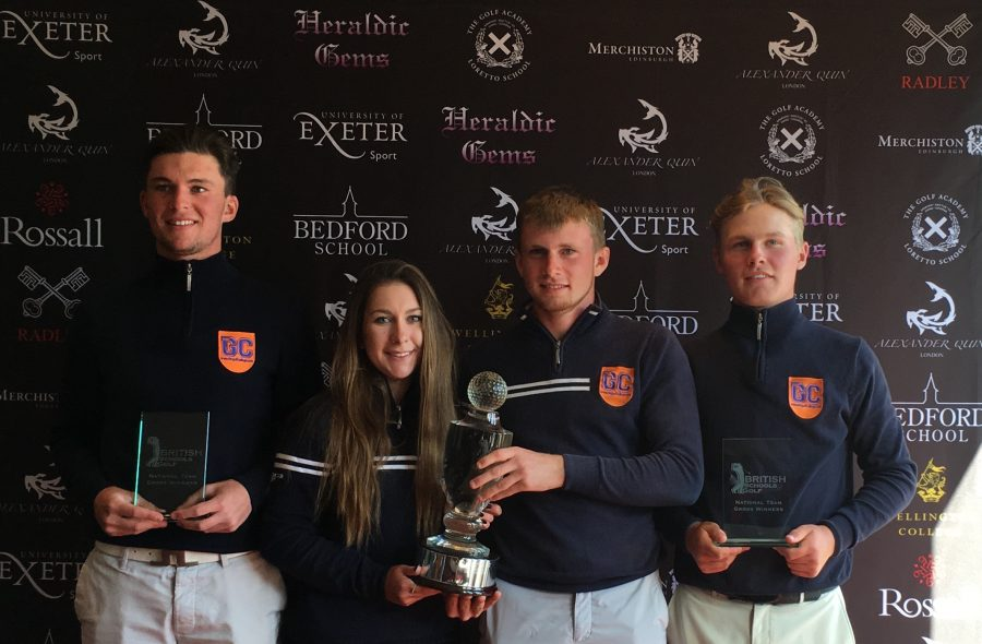 National Cahmpions - The Golf College