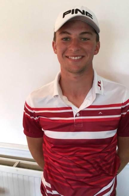 Lewis Hinton - Golfer