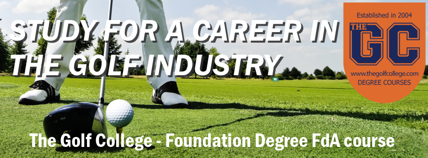 The Golf College - Foundation Degree course