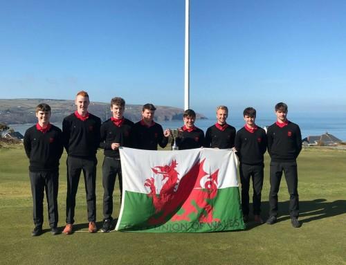 Harrison Duckett Selected for Welsh Junior Team
