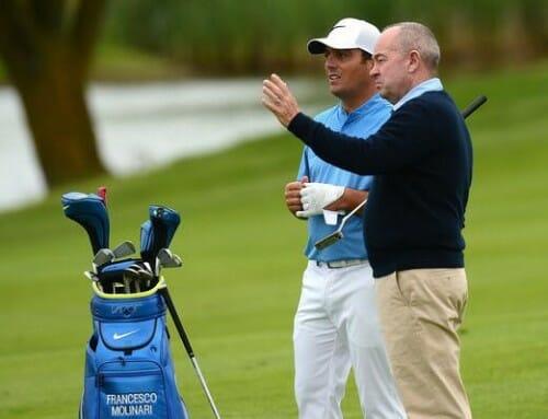 Denis Pugh and Francesco Molinari on Winning The Open Championship