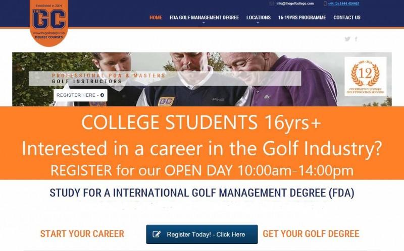 Foundation-Degree-International-Golf-Management