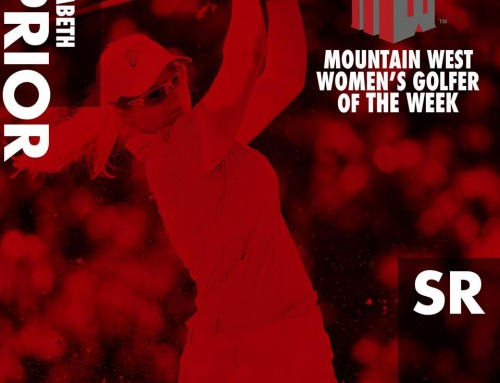 Elizabeth Prior Earns Back-To-Back Mountain West Golfer Of The Week Honors