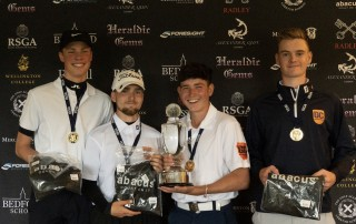 The Golf College WINS ISGA National Finals 2019