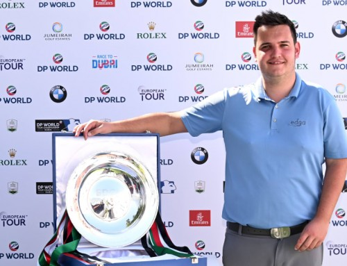 George Groves takes inaugural EDGA Dubai Finale title