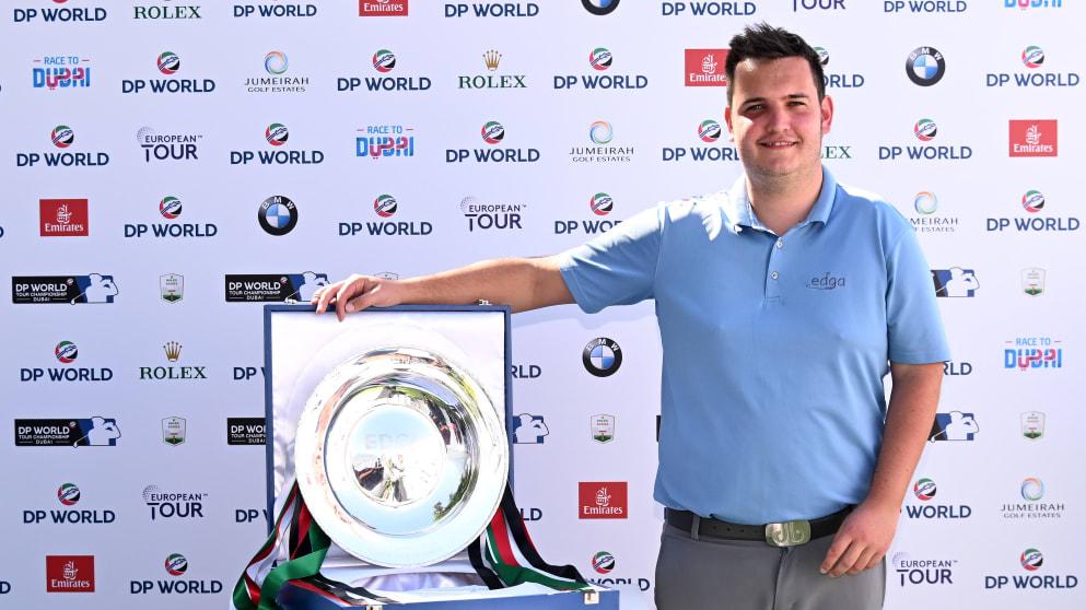 George Groves Golfer